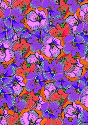 floral-print 1