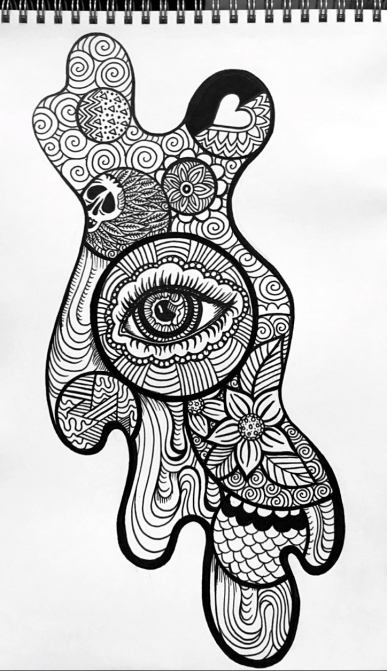 'Eyes are windows to our souls' - By Abigail Picton-Turbervill